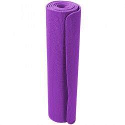 TAPIS YOGA VIOLET 6mm