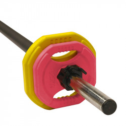 KIT DE PUMP ROSE/JAUNE - 8.5 KG