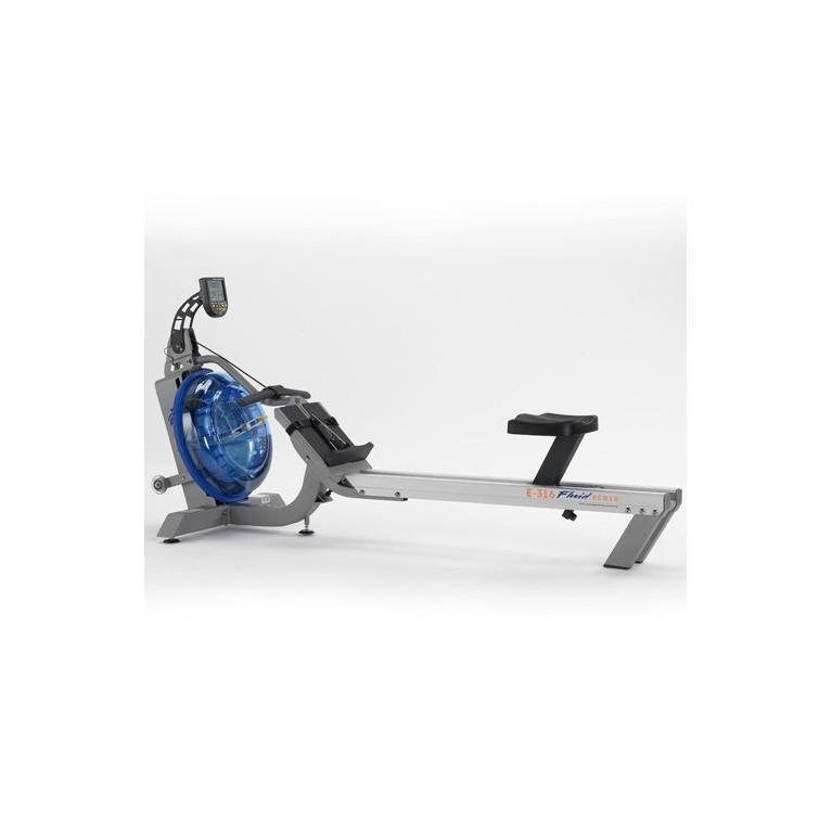 Rameur E316 fluid rower
