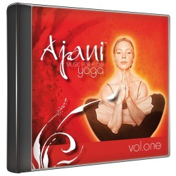 Ajani music for flow yoga Vol. 1