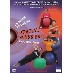 Swiss ball - équilibre, renforcement, gainage