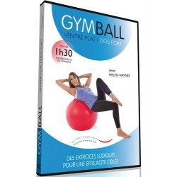 Gym ball - Ventre plat / Dos fort