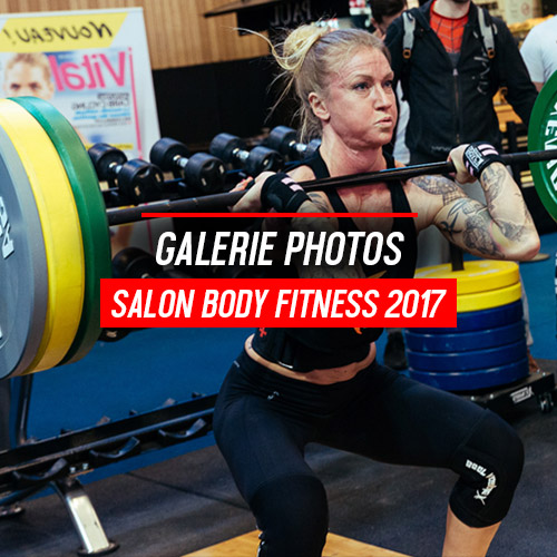 Galerie photos - Salon Body Fitness 2017