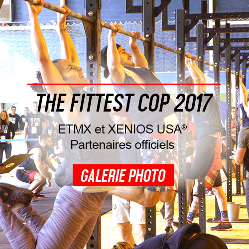 The fittest Cop 2017 - Galerie photos