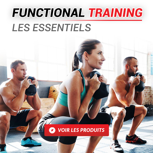 FUNCTIONAL TRAINING - LES ESSENTIELS