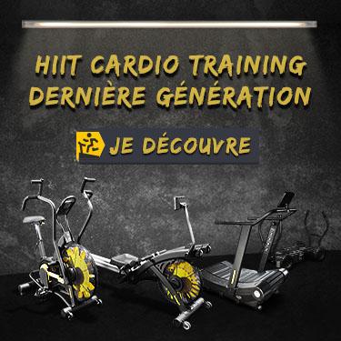 Hiit Cardio Training dernière génération