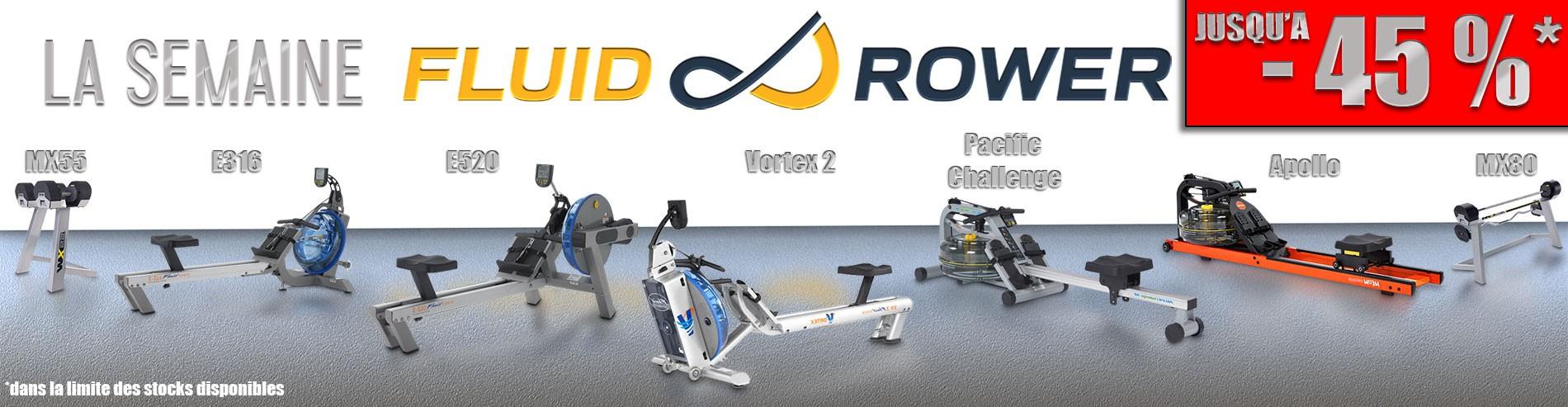 Semaine Fluid Rower