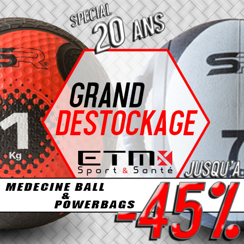 Grand Destockage des 20 ans