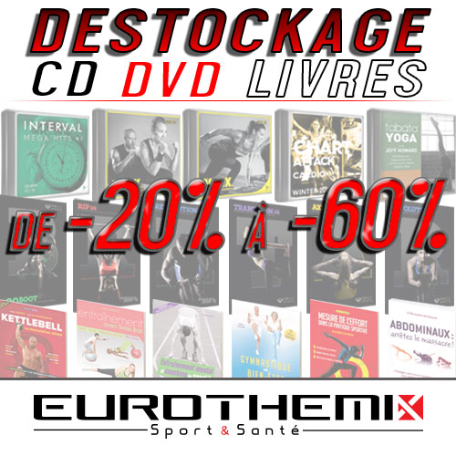 Destockage CD / DVD / Livres