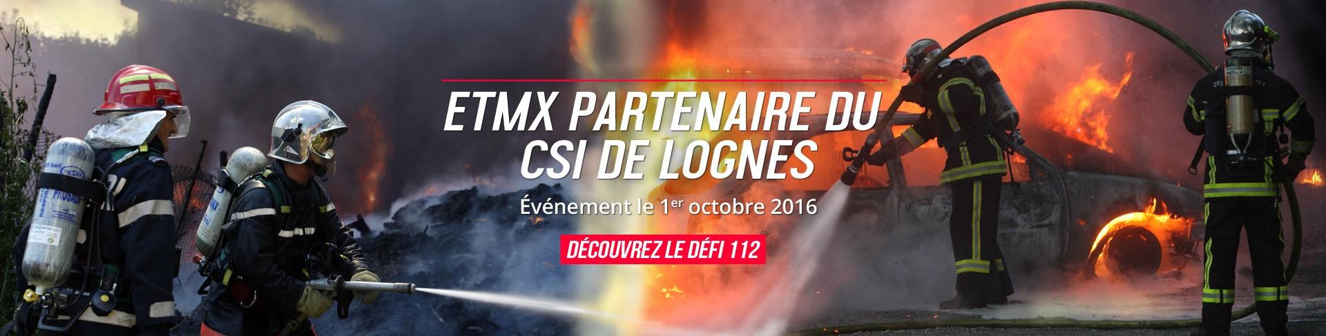 ETMX Partenaire cross training du Défi 112