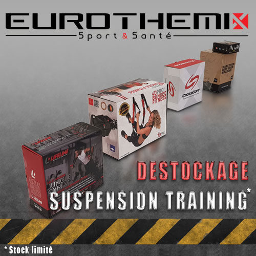 Destockage Suspension Training