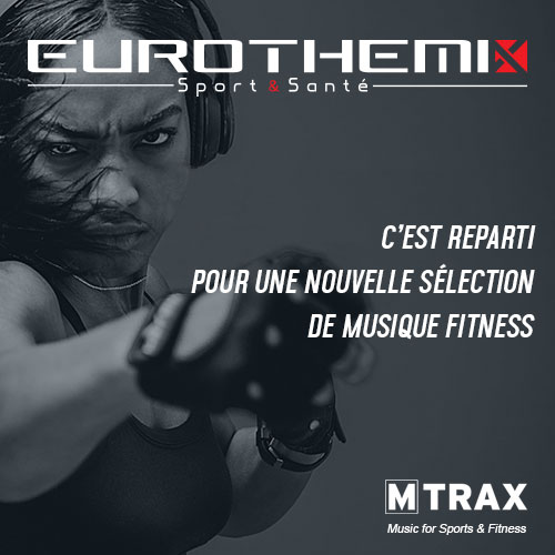 Musique Fitness - Offre CD Mars 2020